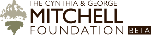 Cynthia and George Mitchell Foundation.